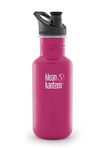 Klean Kanteen Dragon Fruit Classic Water Bottle with 3.0