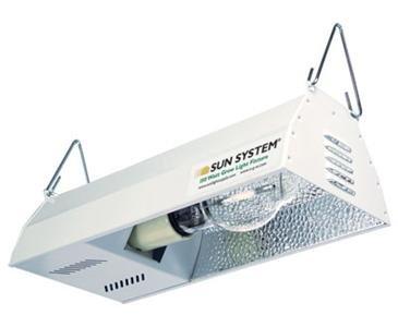 Sun System 150 Watt HPS Reflector, Ballast and Bulb