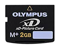 OLYMPUS 2GB XD Picture card Type M+ Retail Package from Olympus