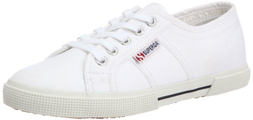 Superga 2950 Cotu - Sneakers unisex, Bianco (900 White), 37