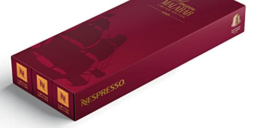 все цены на Nespresso Limited Edition 2015 Monsoon Malabar Special Package (3 Sleeves-30 Capsules) онлайн