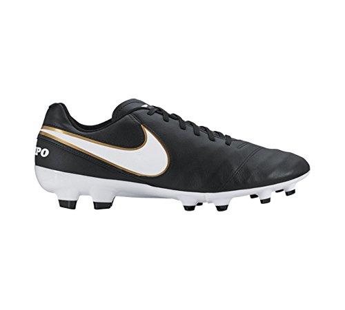 Nike Men's Tiempo Genio II Leather Fg Soccer Cleat (Tiempo Nike Ii compare prices)