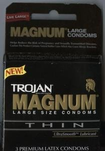Paradise Products Paradise Products Women's Magnum Thin Condoms