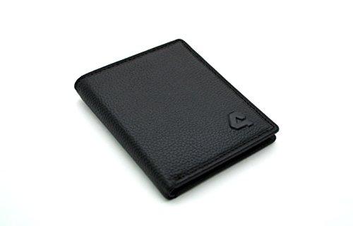 Questa Questa Lapis Bifold Card Holder (Violet)