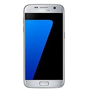 Samsung Galaxy S7 G930F 32GB Factory Unlocked GSM Smartphone International Version - Titanium Silver