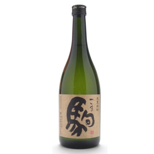 宮崎県 柳田酒造 大麦焼酎 駒(こま) 25°720ml