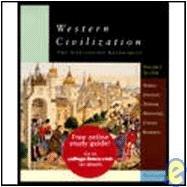 Western Civilization, Volume 1, Third Edition (v. 1)
