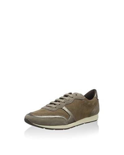 Geox Sneaker D Wisdom D  [Marrone]