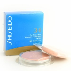 Shiseido Sun Protection Compact Foundation (Refill) SPF 34 PA+++ SP20 (Refill)