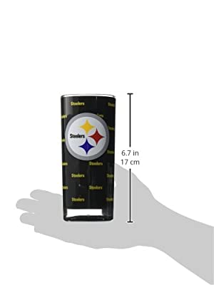 NFL Pittsburgh Steelers Insulated Square Tumbler