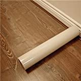 COBA Guard Uni Flooring Protector Polyethylene Self-adhesive W600mmxL10m Transparent Ref CGU00001