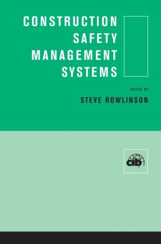 Steve Rowlinson - Construction Safety Management Systems