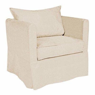 Howard Elliott 138-203 Sterling Alexandria Chair, Sand front-204885