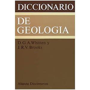 Diccionario y enciclopedia apuntes de geologia ucr for Geology dictionary