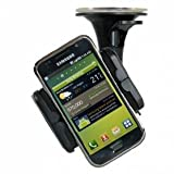 Universal HTC Blackberry Samsung iPhone PDA Mobile Phone Car Mount Cradle Holder for Bold 9980 9900 Z10/R10/Q5/Q10