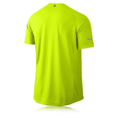 Nike Men's Miler UV Team Short Sleeve T-Shirt by Nike