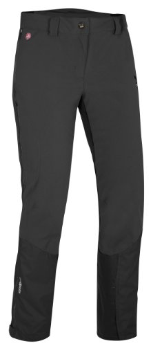 Salewa - Twins WS Reg, pantalone da donna Nero black/0780 46