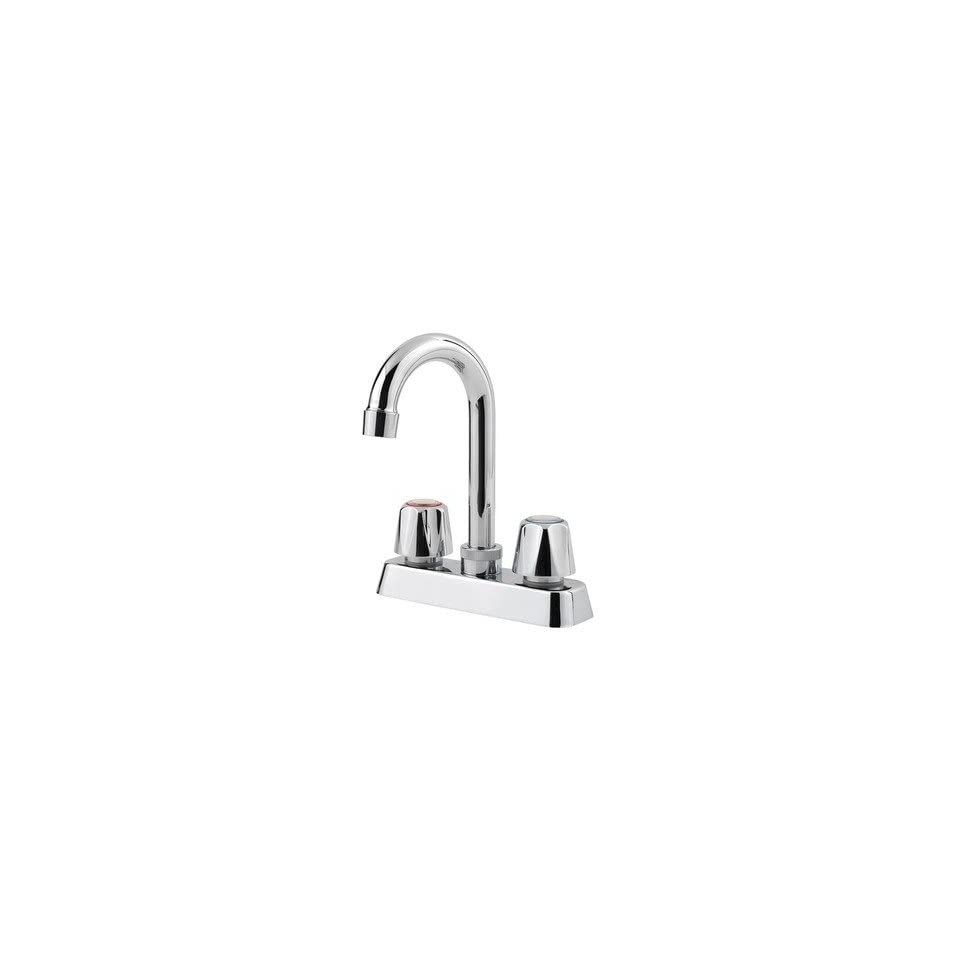Price Pfister 171 400 Pfirst Series Two Handle Centerset Hot and Cold