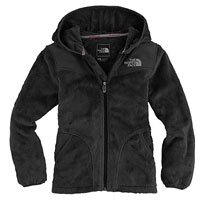 The North Face Girls Fleece OSO Super Soft Hoodie Jacket ...