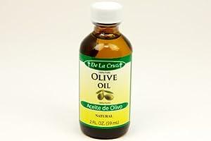 De La Cruz Olive Oil - Aceite De Olivo 2 oz
