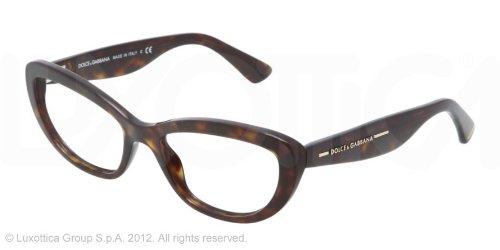 DOLCE & GABBANA Eyeglasses DG 3127 502 Havana