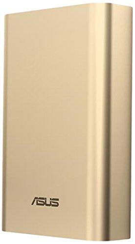 Asus ZenPower Power Bank in Formato Carta di Credito da 10005 mAh, Oro