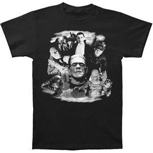 amazoncom universal monsters tshirts movie tv