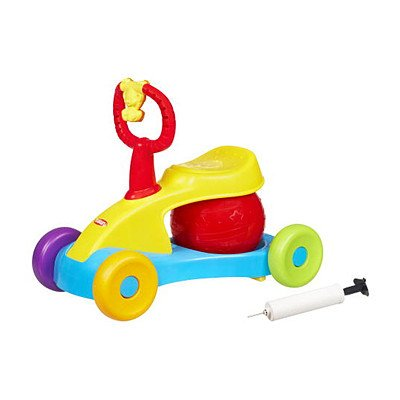 Playskool Poppin' Park Bounce And Ride front-1053711