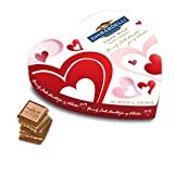Ghirardelli Chocolate Valentine's Day Luxe Heart Gift Box, 6.17 oz.