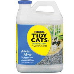 Amazon.com: Tidy Cat Scoop Power Blend Scoop for Multiple Cats