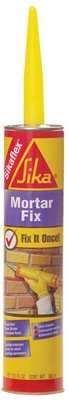 033886002622 - SIKA CORPORATION 187784 Tube Mortar Fix, 10-Ounce carousel main 0
