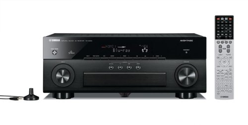 Yamaha RX-A830 7.2-Channel Network AVENTAGE Home