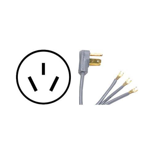 Dryer Electrical Cord front-635741