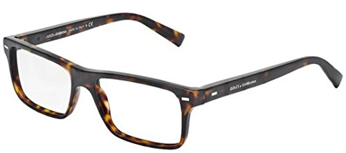 Dolce Gabbana & montature per occhiali 3196 Opal per uomo, colore: blu, 53 mm