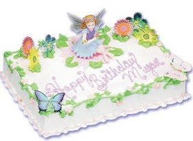 Buy Garden Fairy Cake Kit By Bakery Craft
