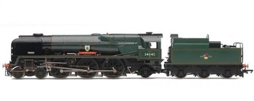 Hornby R2997XS BR Late Crewkerne Rebuilt West Country