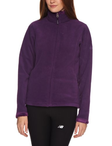 Berghaus Langley Full Zip Women's Fleece - Amethyst (Amethyst), Size 12