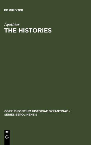 The Histories (Corpus Fontium Historiae Byzantinae)