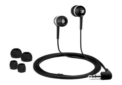Sennheiser Ear Buds CX300-B Black