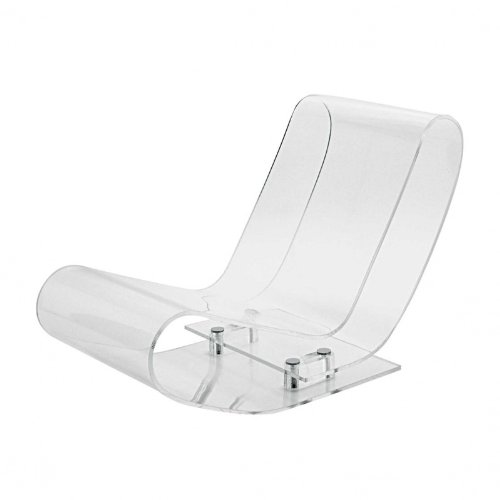 Kartell LCP Sessel, transparent