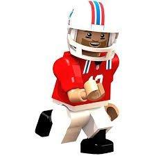 Tom Brady OYO NFL New England Patriots G2 Series 1 Throwback Mini Figure Limited Edition