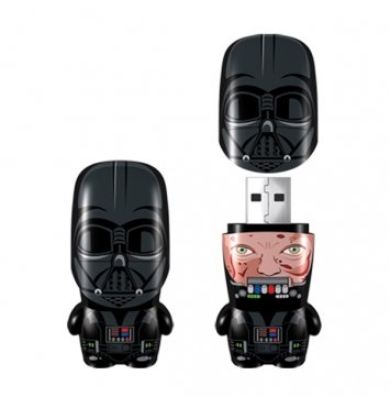Star Wars Mimobot 2 GB USB Flash Drive – Darth