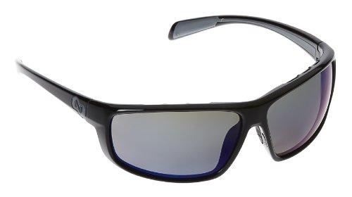 Native Bigfork Polarized Sunglasses, Blue Reflex, Iron