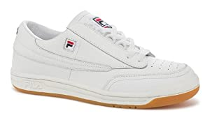 Fila Men's ORIGINAL TENNIS White Sneakers 14 M