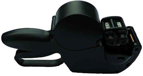 AGIPA Pince à étiquetter 151991, noir, 1 ligne, 8 chiffres