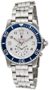 Victorinox Swiss Army Classic Maverick II Dual Time Men's Quartz Watch 241183