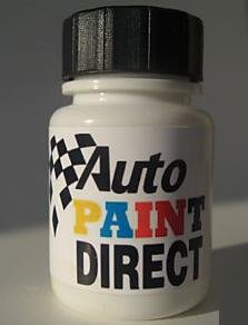 WLW Z11 Touch Up Paint Black Pearl