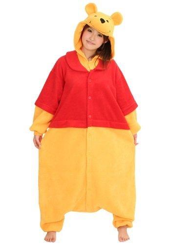 【おまけ付き☆】KKPROJECT  オシャレカワイイ着ぐるみシリーズ くまのプーさん