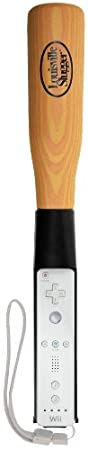 Wii Louisville Slugger Baseball Bat