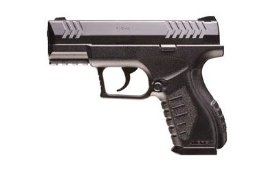 Umarex 2254804 XBG Multi-Shot CO2 Power .177-Caliber Air Pistol, Black Matte Finish
